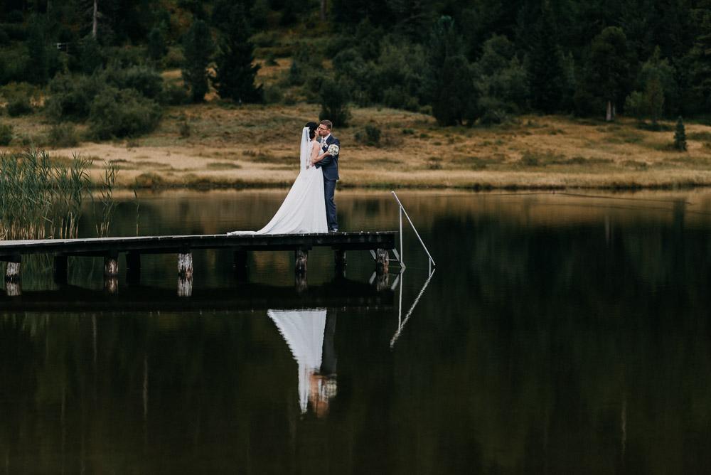 Hochzeitsfotograf Engadin